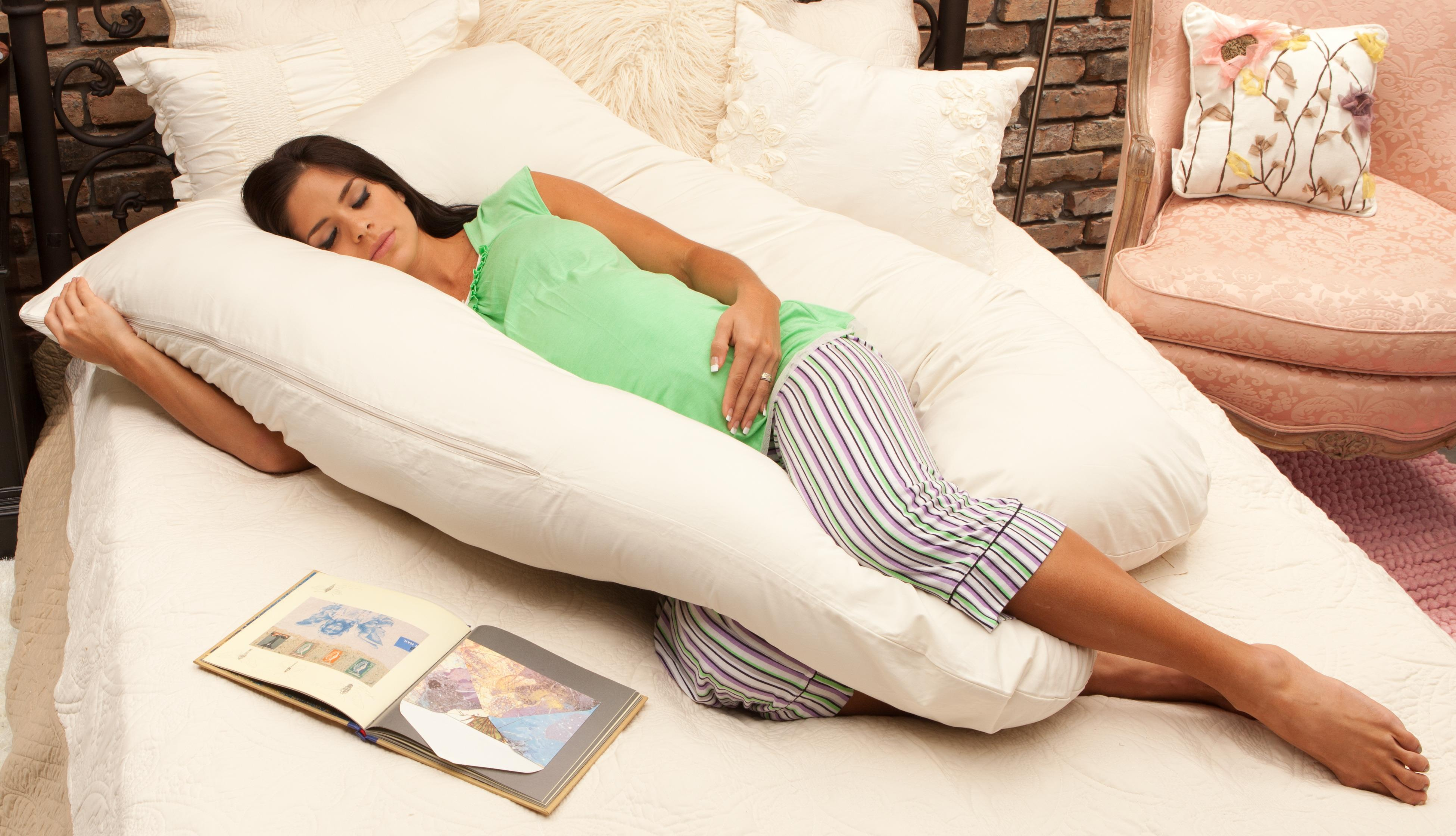 sleeping pregnant